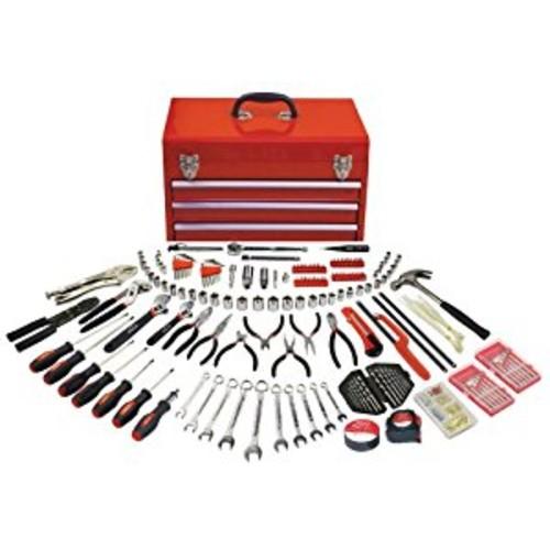 Apollo Tools DT6803 297-Piece Mechanic Tool Kit
