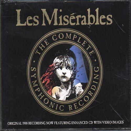 Les Miserables [Relativity Complete Symphonic Recording] [CD]