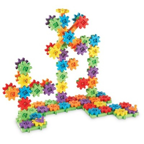 Learning Resources Gears! Gears! Gears! Super Set - 150 Piece