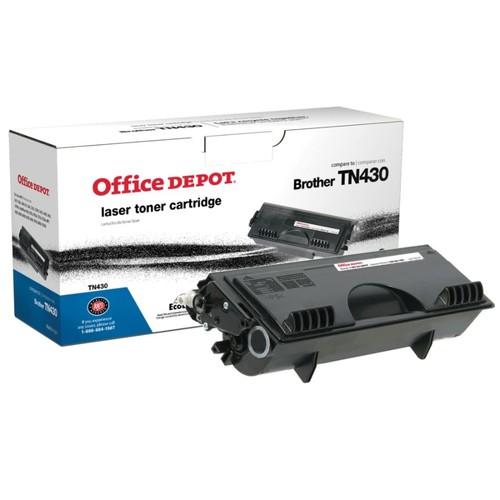 Office Depot Brand OD430 (Brother TN-430) Remanufactured Black Toner Cartridge