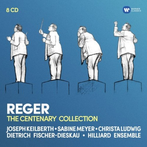 Max reger - Max reger:Collection (CD)