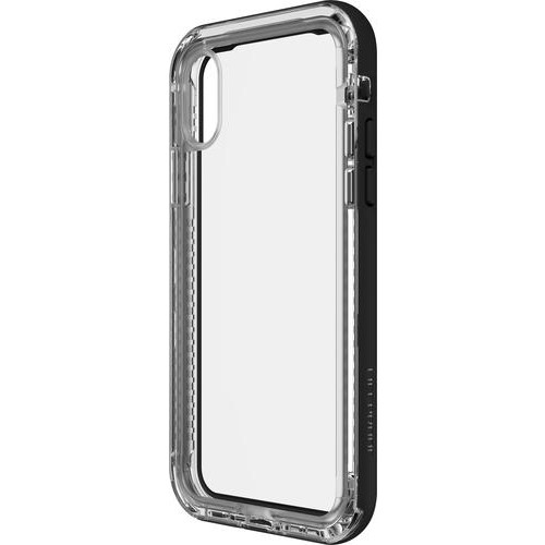 LifeProof - Next Case for Apple iPhone X - Black Crystal
