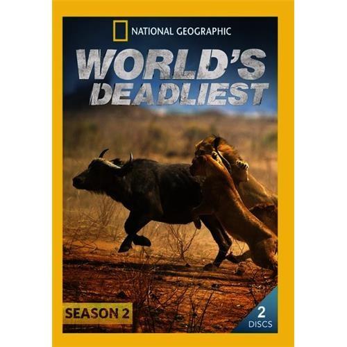 National Geographic: World's Deadliest Season 2 (DVD)