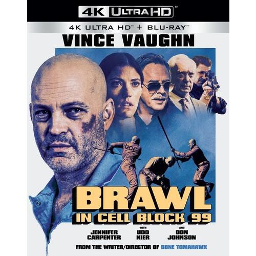 Brawl in Cell Block 99 [4K Ultra HD Blu-ray] [2017]