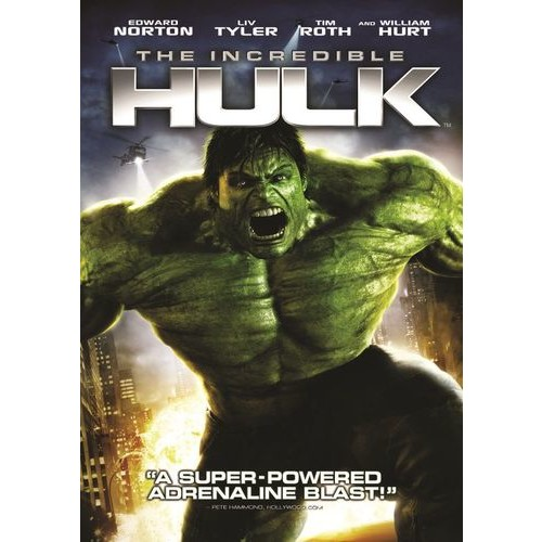 The Incredible Hulk [DVD] [2008]