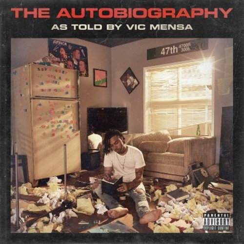Vic Mensa - The Autobiography [Explicit Content] [Audio CD]