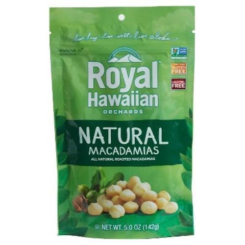 Royal Hawaiian Macadamia Nuts Natural 6 ea