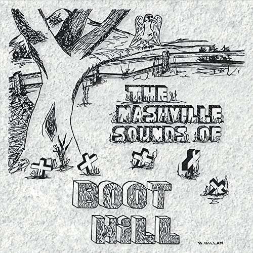 BOOT HILL - THE NASHVILLE SOUNDS OF BOOT HILL