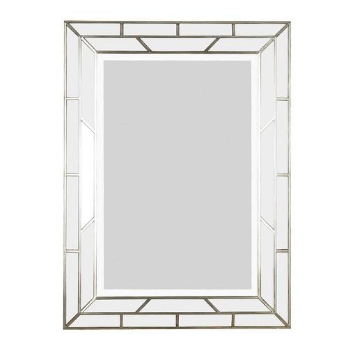 Kenroy Home Lens Wall Mirror, Silver