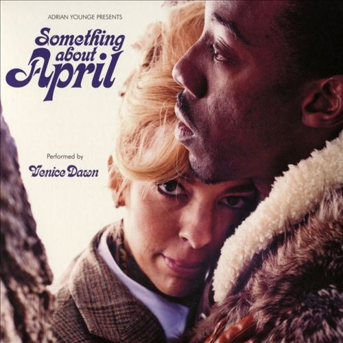 Something About April [CD]