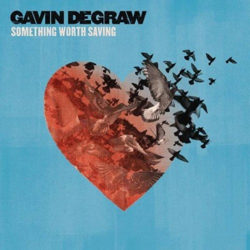 Gavin Degraw - Something Worth Saving (Vinyl)