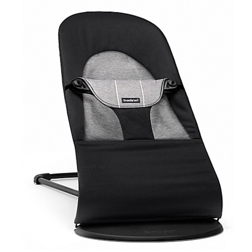 BabyBjrn Bouncer Balance Soft in Black/Granite