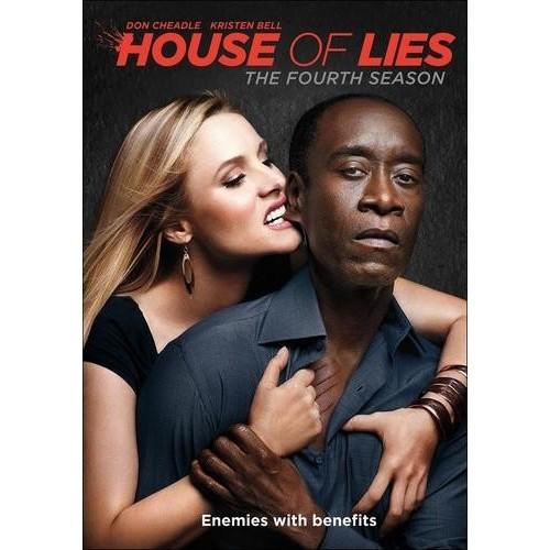 House of Lies: Season Four [2 Discs] [DVD]