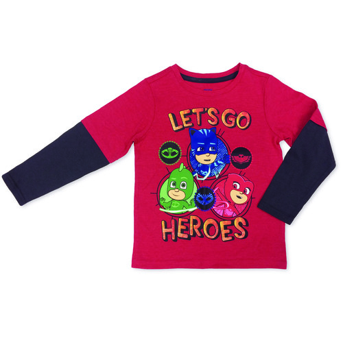 PJ Masks Red/Black