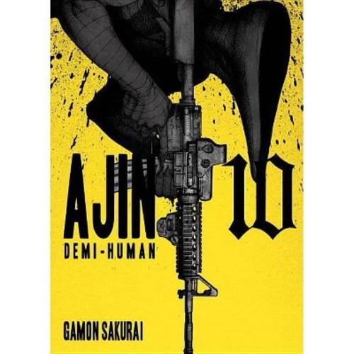 Ajin 10 (Paperback) (Gamon Sakurai)