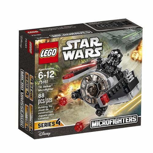 LEGO Star Wars Tie Striker Microfighter 75161 Building Kit [Tie Striker Microfighter]