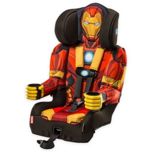 KidsEmbrace Iron Man Combination Booster Car Seat