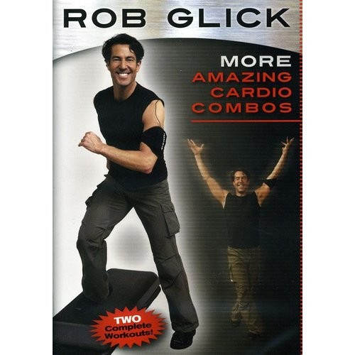 Rob Glick: More Amazing Cardio Combos 2