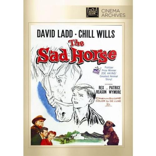 The Sad Horse [DVD] [1959]