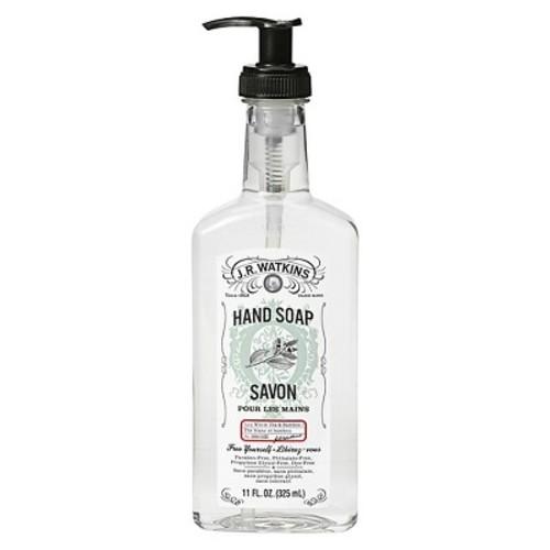 J.R.Watkins White Tea & Bamboo Hand Soap - 11 oz