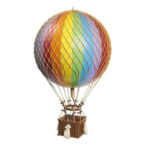 Jules Verne Balloon Model