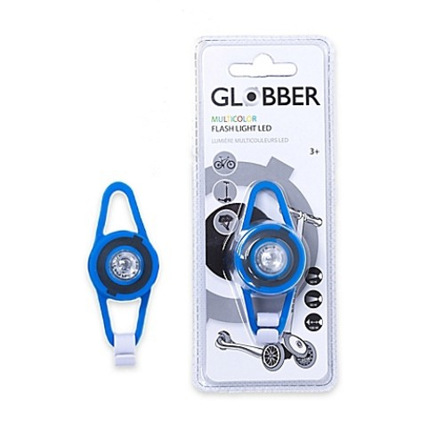 Globber Scooters LED Scooter Light in Blue