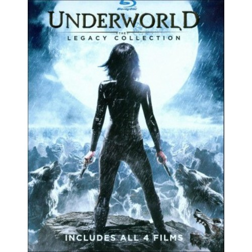 Underworld: The Legacy Collection (Underworld / Underworld: Evolution / Underworld: Rise of the Lycans / Underworld: Awakening)