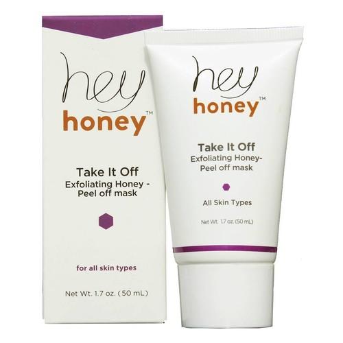 Hey Honey - Take It Off Exfoliating Honey Peel Off Facial Mask - 1.7 oz.