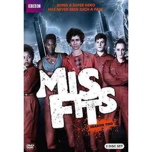 Misfits: Season 2 (DVD)