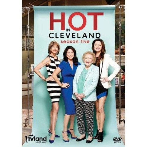 Hot in Cleveland: Season Five [3 Discs] [DVD]
