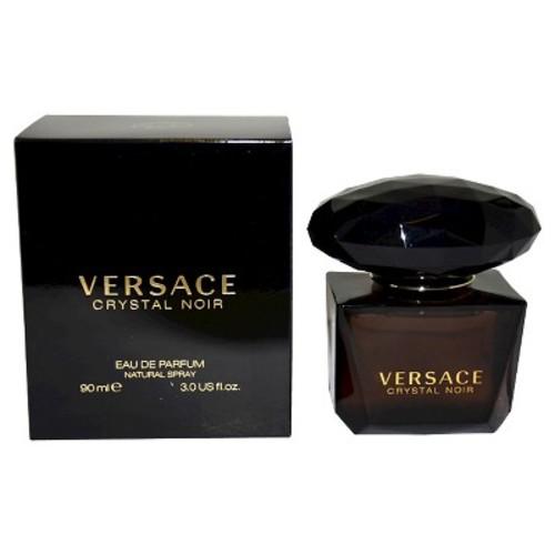 Versace Crystal Noir By Gianni Versace For Women Eau De Parfum Spray, 3-Ounces [Value not found]