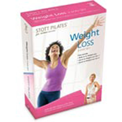 Stott Pilates - Weight Loss 3 Pack (DVD)