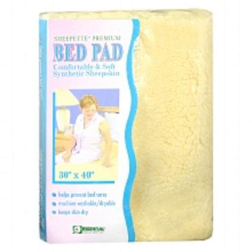 Essential Medical Sheepette Premium Bed Pad