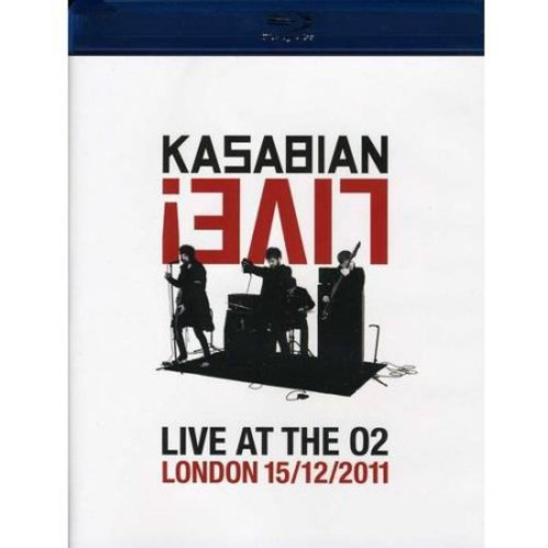 Kasabian Live!: Live At the O2 London 15/12/2011 [Blu-Ray Disc]