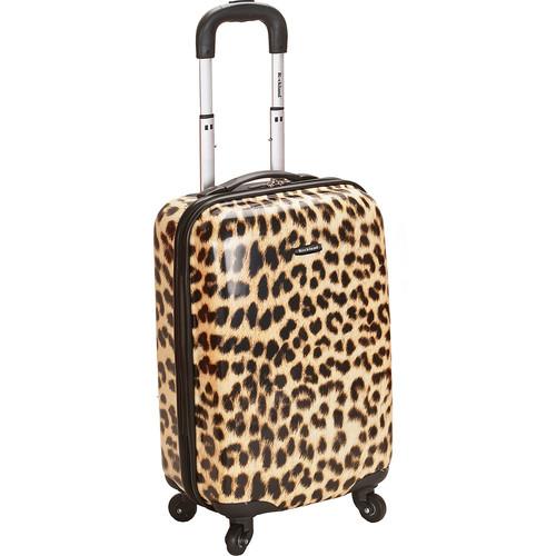 Rockland Luggage Safari Hardside Carry-On Luggage - 20