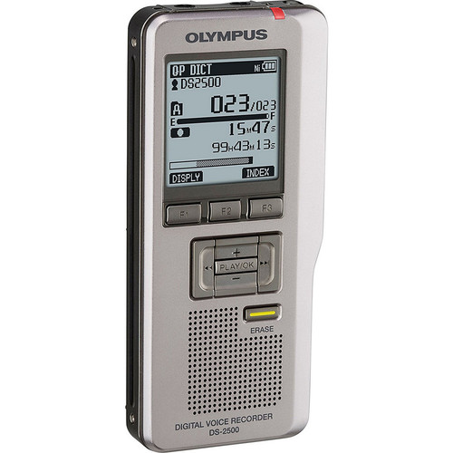 Olympus 2GB Digital Voice Recorder