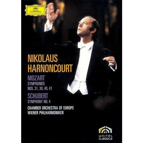 Mozart: Symphonies 31, 39, 40, 41/Schubert: Symphony No. 4