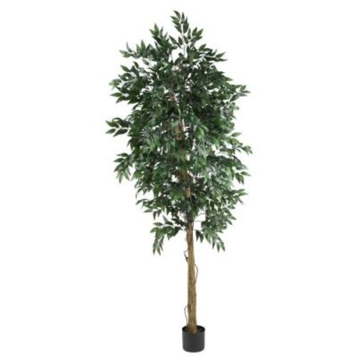 Nearly Natural 6 ft. Smilax Silk Tree