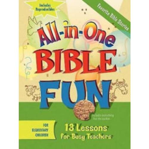 All In One Bible Fun Favorite Bible Elementary