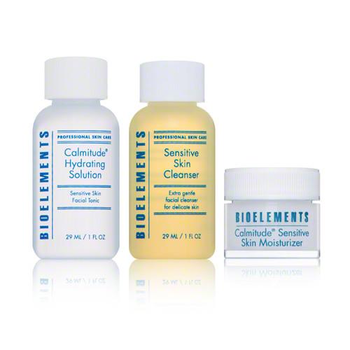 Travel Light Kit for Sensitive Skin (3 piece)