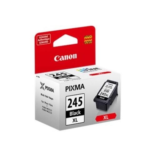 Canon PG-245XL Original Ink Cartridge - Black - Inkjet - High Yield - 300 Pages