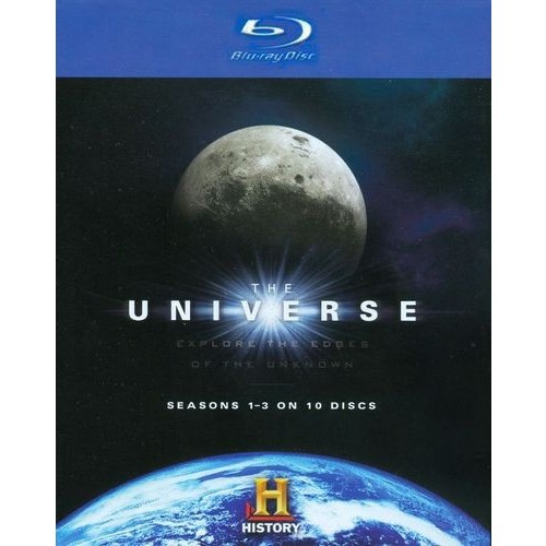 The Universe: The Complete Seasons 1-3 [10 Discs] [Blu-ray]