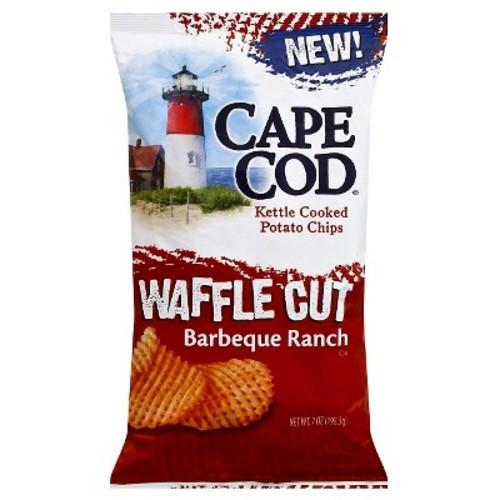 Cape Cod Waffle Cut BBQ Ranch 7oz