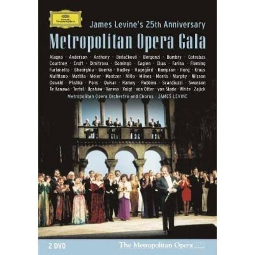 Metropolitan opera gala (DVD)