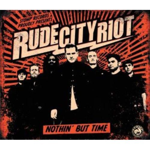 Nothin' But Time [CD]