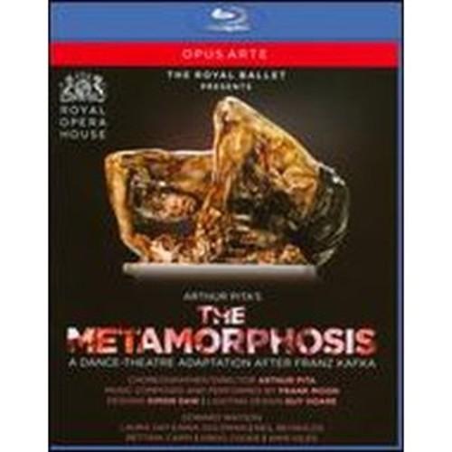 The Metamorphosis [Blu-ray] WSE 2/DHMA