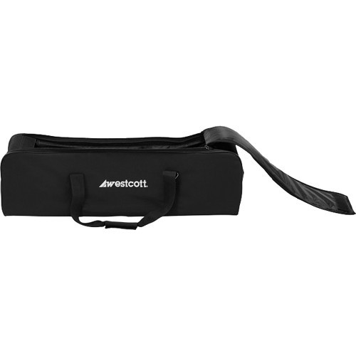 Spiderlite Compact Carry Case - for Westcott TD3 Spiderlites with Stands and Accessories