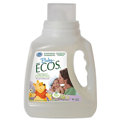 Disney Baby Baby ECOS Chamomile & Lavender 50-Ounce Laundry Detergent