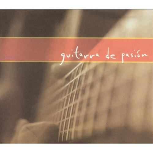 Guitarra de Pasin [CD]