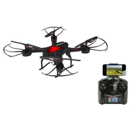Polaroid PL300 Camera Drone- Black